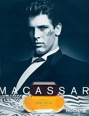 Macassar cologne for Men by Rochas
