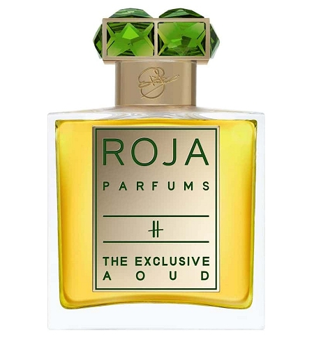 H The Exclusive Aoud Unisex fragrance by Roja Parfums
