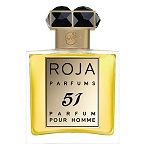 51 Parfum  cologne for Men by Roja Parfums 2017