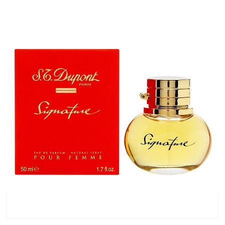 Signature perfume for Women by S.T. Dupont