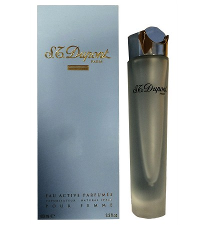 Eau Active perfume for Women by S.T. Dupont