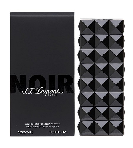 Noir cologne for Men by S.T. Dupont