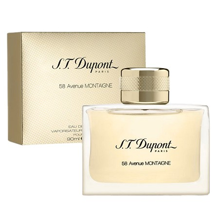 58 Avenue Montaigne perfume for Women by S.T. Dupont