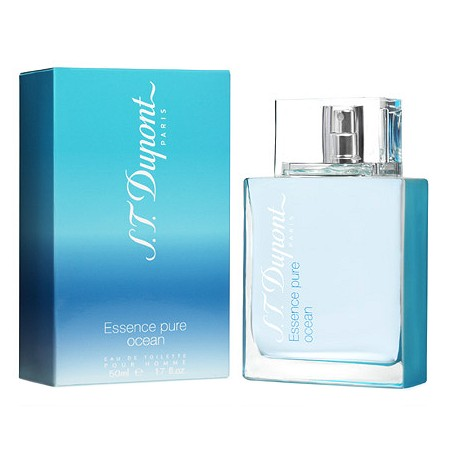 Essence Pure Ocean cologne for Men by S.T. Dupont