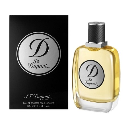 So Dupont cologne for Men by S.T. Dupont