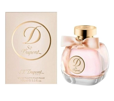 So Dupont perfume for Women by S.T. Dupont