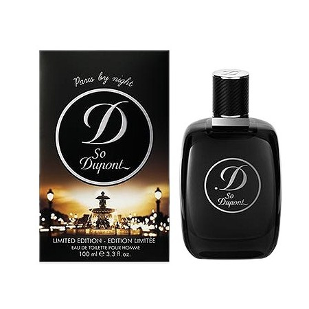 So Dupont Paris by Night cologne for Men by S.T. Dupont