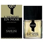 L'Homme En Noir  cologne for Men by Sahlini Parfums 2010