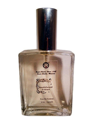 Sandalwood Extract cologne for Men by Saint Charles Shave