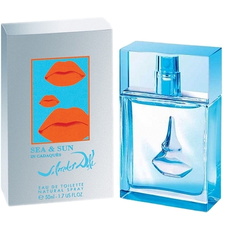 Sea & Sun In Cadaques perfume for Women by Salvador Dali