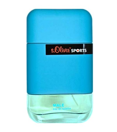 Sports cologne for Men by s.Oliver
