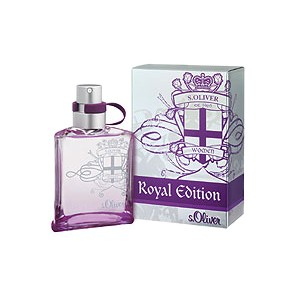 Royal Edition perfume for Women by s.Oliver