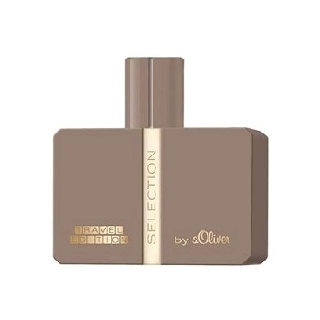Selection Travel Edition cologne for Men by s.Oliver