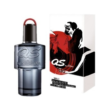 QS cologne for Men by s.Oliver