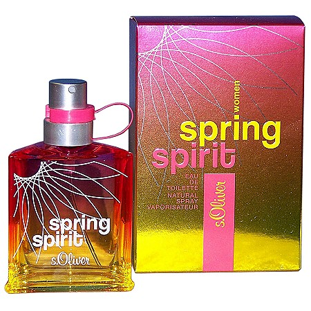 Spring Spirit perfume for Women by s.Oliver