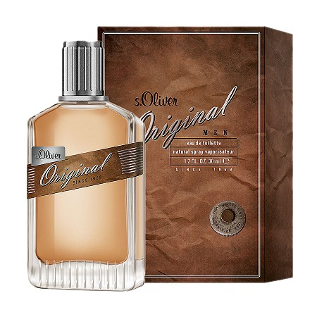 Original cologne for Men by s.Oliver