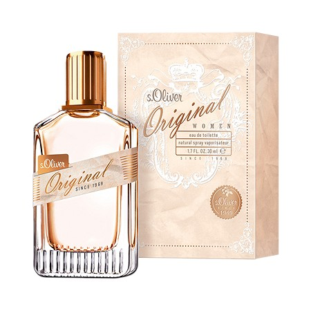Original perfume for Women by s.Oliver