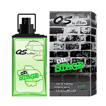 QS On Stage cologne for Men by s.Oliver
