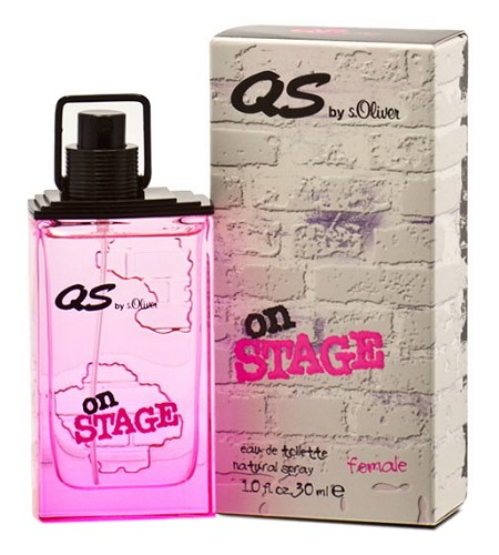 QS On Stage perfume for Women by s.Oliver