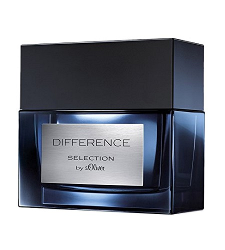 Difference cologne for Men by s.Oliver
