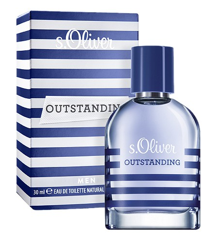 Outstanding cologne for Men by s.Oliver