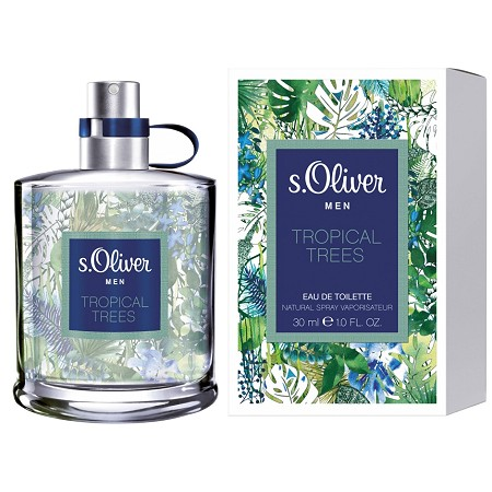 Tropical Trees cologne for Men by s.Oliver
