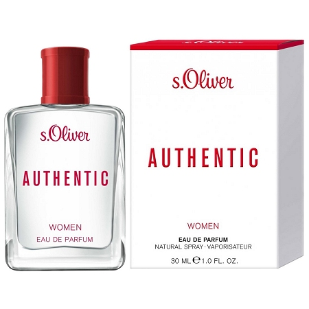 Authentic EDP perfume for Women by s.Oliver