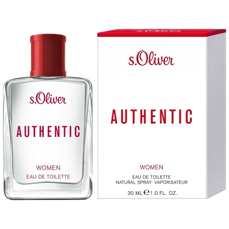 Authentic EDT perfume for Women by s.Oliver