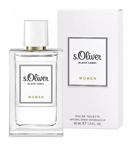 Black Label perfume for Women by s.Oliver