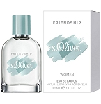 Friendship Mint EDP  perfume for Women by s.Oliver 2018