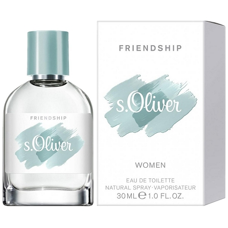 Friendship Mint EDT perfume for Women by s.Oliver
