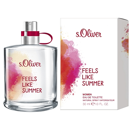 Feels Like Summer 2019 perfume for Women by s.Oliver