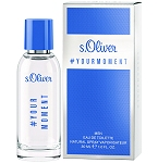Your Moment  cologne for Men by s.Oliver 2019