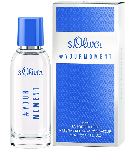 Your Moment cologne for Men by s.Oliver