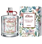 Feels Like Summer 2020  perfume for Women by s.Oliver 2020