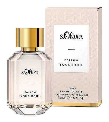 Follow Your Soul perfume for Women by s.Oliver