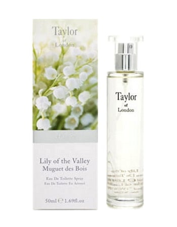 Lily of the Valley perfume for Women by Taylor of London