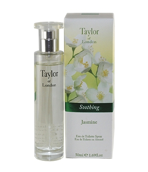 Soothing Jasmine perfume for Women by Taylor of London