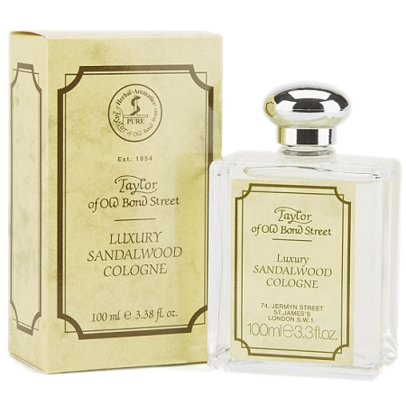 Luxury Sandalwood cologne for Men by Taylor of Old Bond Street