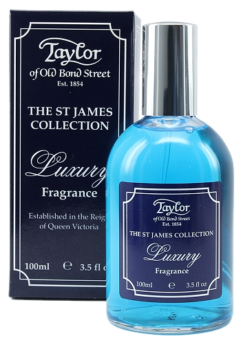 The St James Collection cologne for Men by Taylor of Old Bond Street