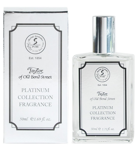 Platinum Collection cologne for Men by Taylor of Old Bond Street