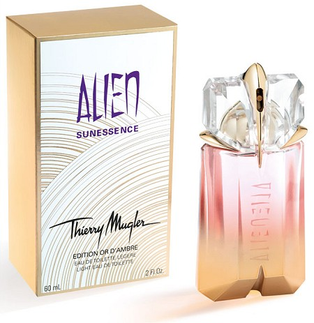 Alien Sunessence Or D'Ambre 2011 perfume for Women by Thierry Mugler