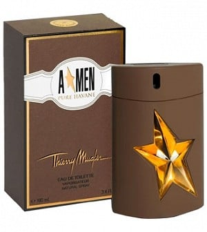 A Men Pure Havane cologne for Men by Thierry Mugler
