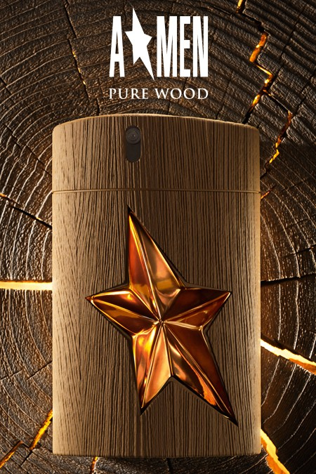 A Men Pure Wood cologne for Men by Thierry Mugler