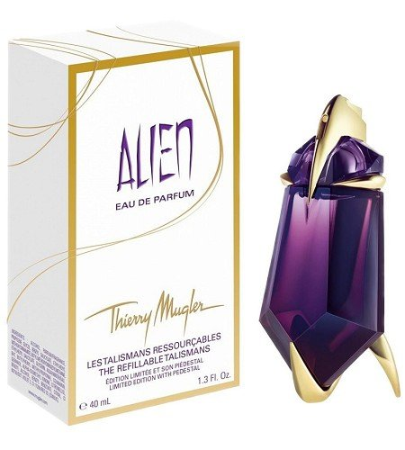 Alien 2015 Refillable Talismans Pedestal perfume for Women by Thierry Mugler