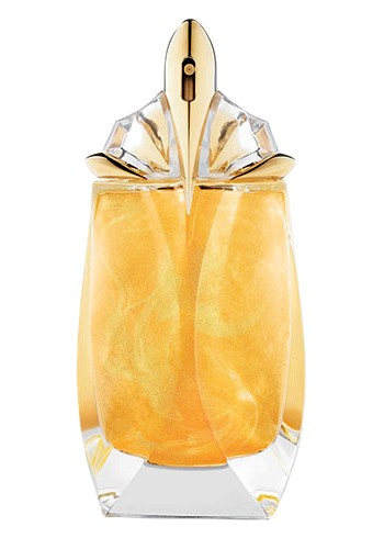 Alien Eau Extraordinaire Pailletee Or perfume for Women by Thierry Mugler