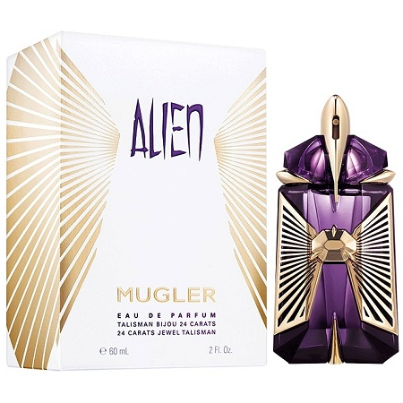 Alien 24 Carats Jewel Talisman perfume for Women by Thierry Mugler