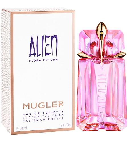 Alien Flora Futura perfume for Women by Thierry Mugler