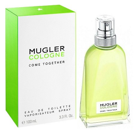 Mugler Cologne Come Together Unisex fragrance by Thierry Mugler