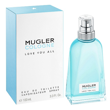 Mugler Cologne Love You All Unisex fragrance by Thierry Mugler